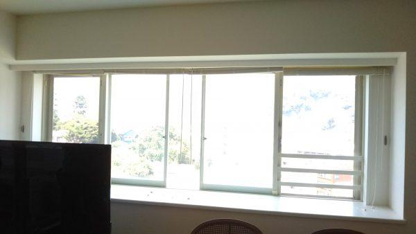 光を防ぐ窓と光を取り入れる窓