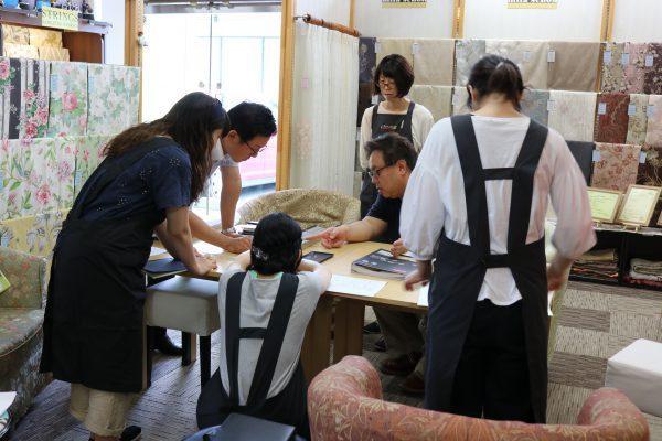 【勉強会】タチカワブラインド 新製品